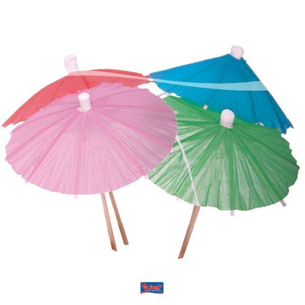 színes ernyődísz 10 db