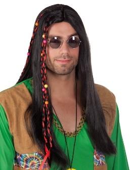 hippie paróka, fonattal (86368-B)