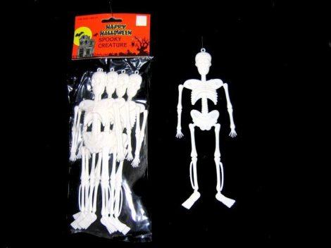 csontváz 20 cm-es (6 db/cs) fehér