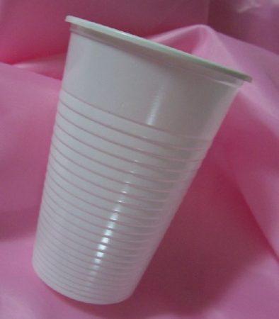 műanyag pohár 2 dl (10 db)