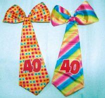 """óriás évszámos nyakkend""""40"""""""