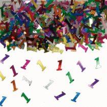"""""""1"""" évszámos konfetti (14 gr.)"""