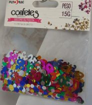 30. évszámos konfetti (15 gr.)
