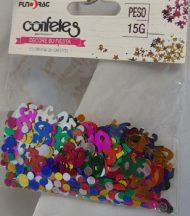 30 évszámos konfetti (14 gr.)