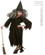 Boszi, boszorkány jelmez (M- 38-40 méret) - X