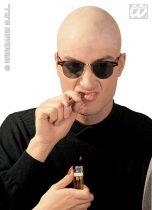 Skinhead (kopasz) fej