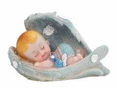 babás kisfiú dísz (10*6,5 cm)