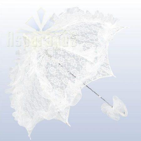 csipke ernyő fehér (ASP)