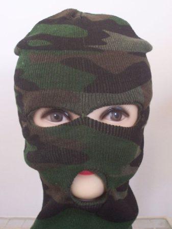 Kommandós maszk