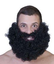Fekete nagy szakál (57531-E)