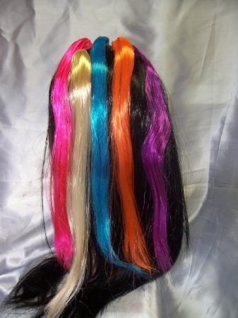 Hajtincs színes (6 db/cs)
