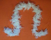 dekor tollboa fehér (A-008)