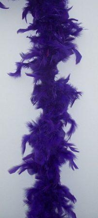 dekor tollboa sötétlila (A-014)