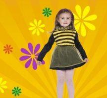 Méhecske jelmez (SPSZM_TI) 122 méret