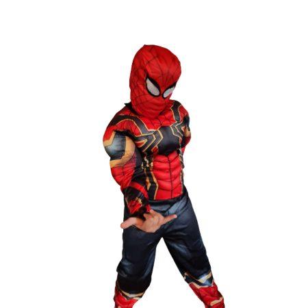 pókember farsangi jelmez (STBHP) 120-130 méret
