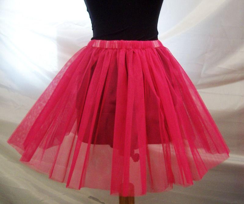 tüll szoknya pink ( felnőtt méret) - jelmez 5e90c61f05