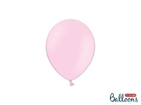 pasztel lufi 30 cm -081j rózsaszín 25db