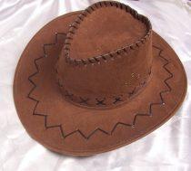 cowboy kalap , v.barna