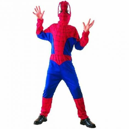 pókember farsangi jelmez 110 méret.-008534_110