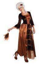 rokokó, barokk női farsangi jelmez(40-42méret)-85037 (13289)