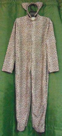 leopárd farsangi jelmez (122-128 méretig)