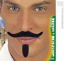 bajusz+szakál (muskétás)-0839s