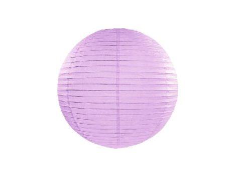 lampion gömb (30 cm) lila