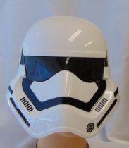 Star Wars rohamoszagos műanyag maszk, világító (gyerek méret)