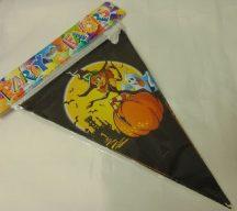 halloween zászlógirland (2,2 m