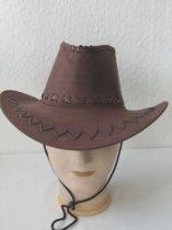 Cowboy kalap sötétbarna