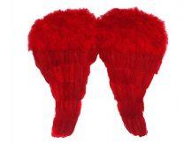 angyalszárny piros 50x46 cm -SK2