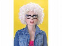 Fekete szemüveg 60-s évek(OKR2.010)