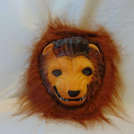 oroszlán álarc