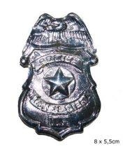 rendőr jelvény -E-51051