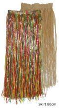 hosszú hawaii szoknya színes (60980-E)-13722