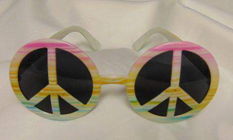 hippie szemüveg