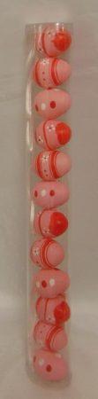 húsvéti tojás, 4 cm-s (12 db)