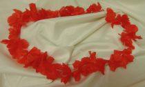 hawaii füzér piros (12 db)