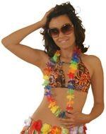 hawaii füzér színes (10 db)