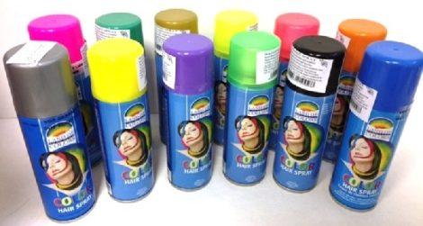 Hajszínező spray (125 ml) több színben (16072)