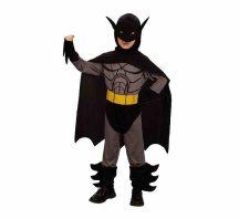 denevérember, Batman jelmez 110-120 méret -088761