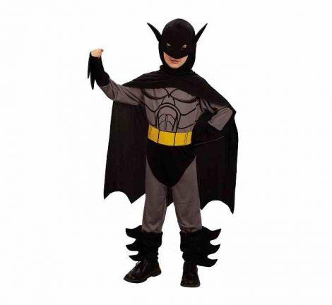 denevérember, Batman farsangi jelmez 110-120 méret -088761