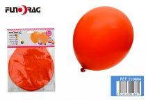 óriás gumi lufi narancs, 65 cm-s (2 db)