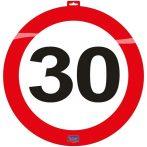 közlekedési tábla 30. (48 cm) - 06130