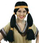 Indián női paróka- 35109