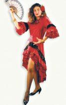 spanyol női farsangi jelmez (42 méret)-24064