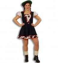 Bajor, Tiroli női farsangi jelmez
