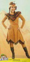 Indián női farsangi jelmez -95911 (16321)