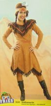 Indián női farsangi jelmez (16320, 16321)