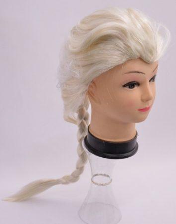 Jégvarázs Elsa paróka